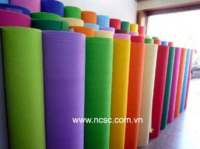 Nonwoven fabrics, application and manufacturing process