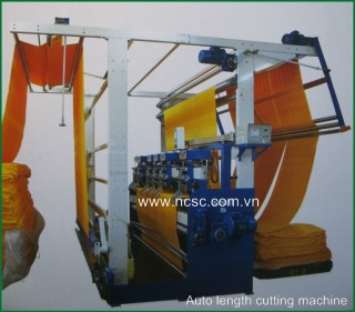 Auto length cutting machine