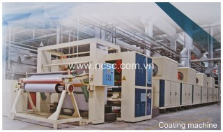 Taiwan coating machine