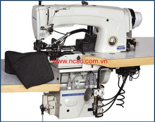 Industrial-Bottom-Hemming-Sewing-Machine