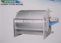 Garment dyeing machine